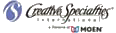 Creative Specialties® by Moen logo