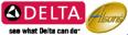 Delta® l Alsons® logos
