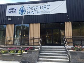 The Inspired Bath, Waltham, MA Showroom